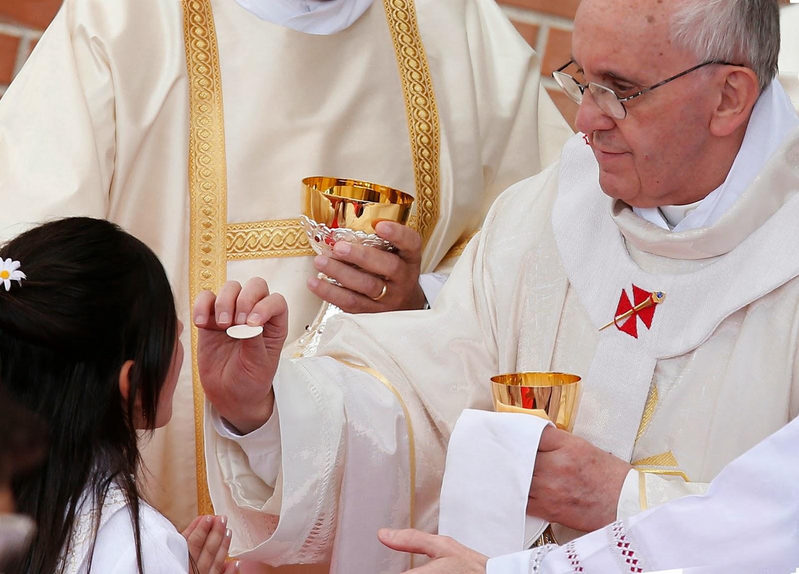 Deus num pedaço de pão? Eis Corpus Christi!