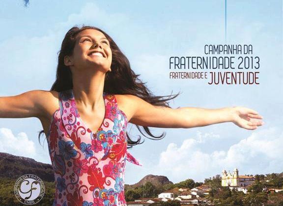 Cartaz da CF 2013 é apresentado na Expocatólica