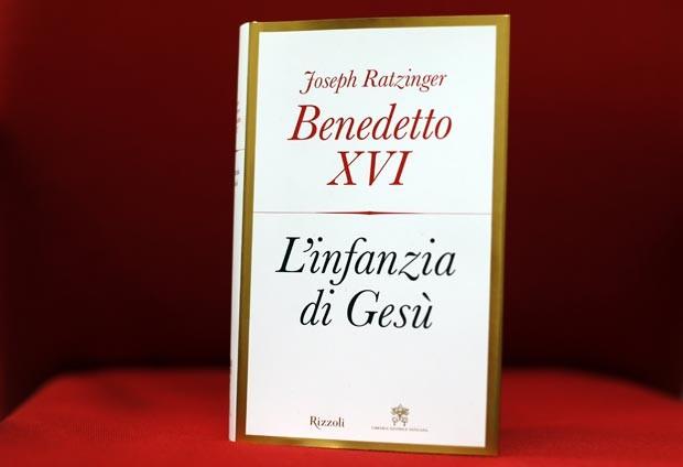 """""""A Infância de Jesus"""", novo livro do Papa"""
