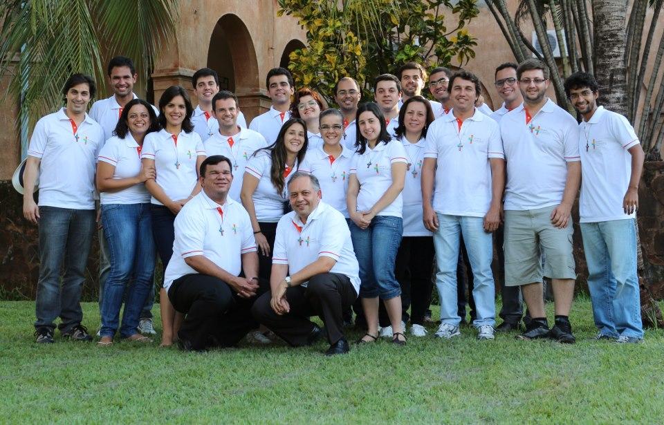 Equipe de Comunicação da Comissão para a Juventude se reúne no MS