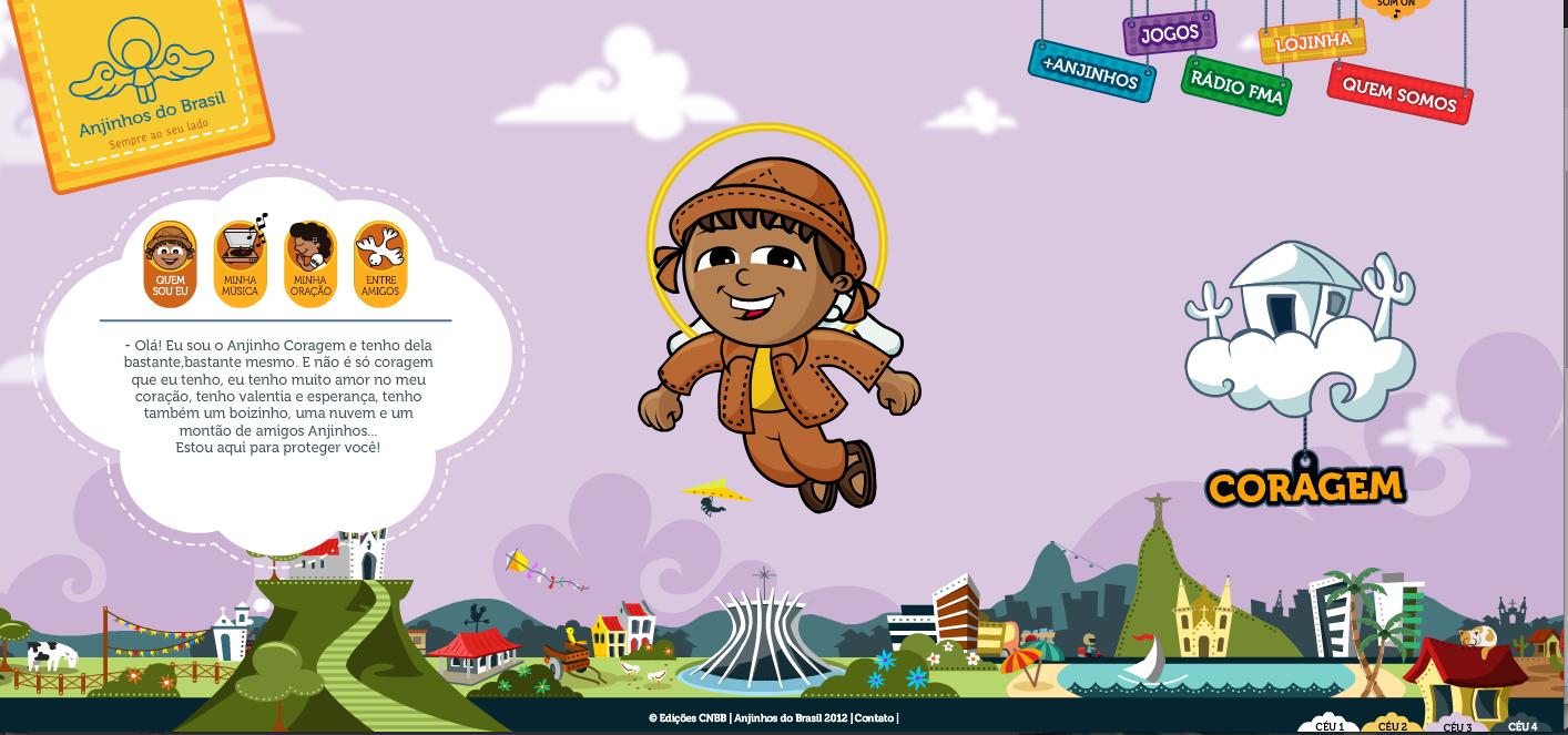 CNBB lança site direcionado às crianças