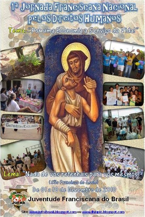 Jornada Franciscana pelos Direitos Humanos
