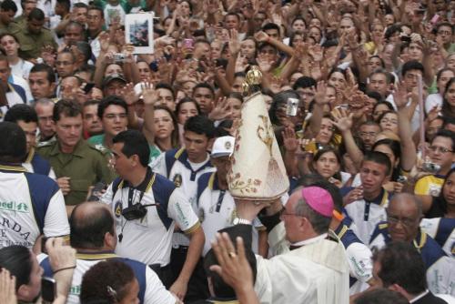 Papa envia mensagem por ocasião do Círio de Nazaré