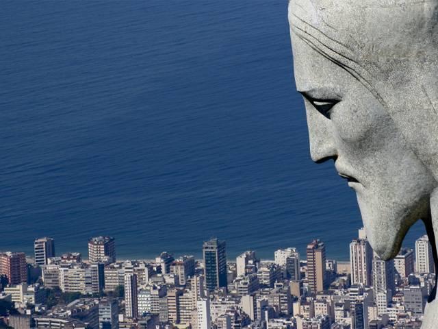 Cristo Redentor trará os jovens ao Brasil para a JMJ Rio2013