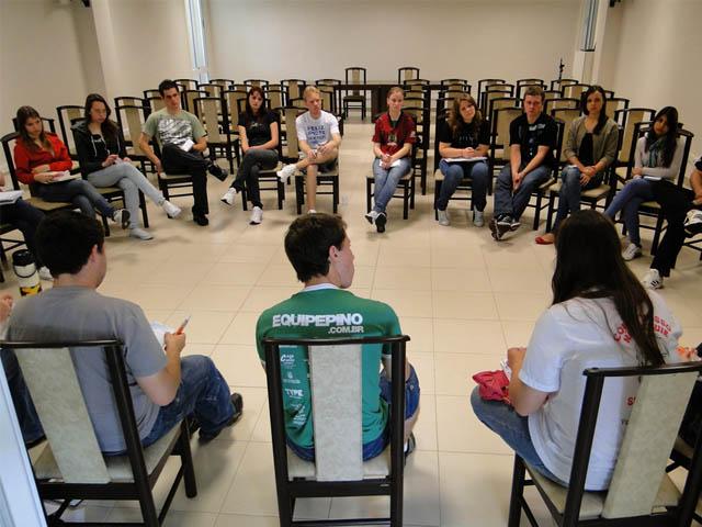 Setor Juventude da Diocese de Montenegro prepara DNJ
