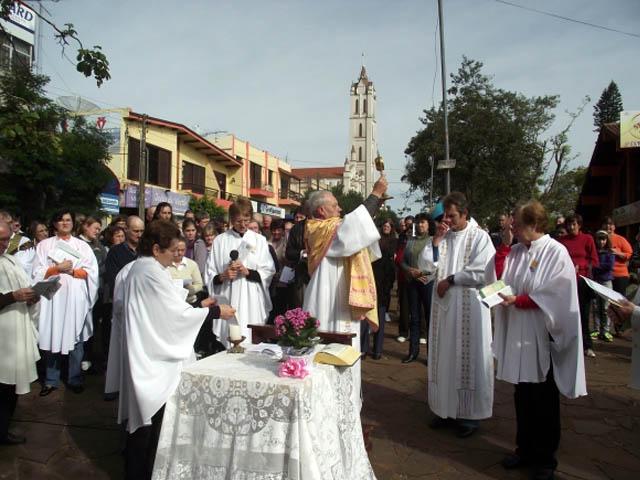 Diocese de Frederico Westphalen nomeia Setor Juventude Diocesano