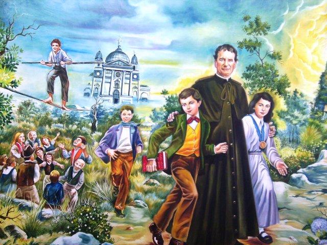 Dom Bosco: nasceu para ser o santo dos jovens