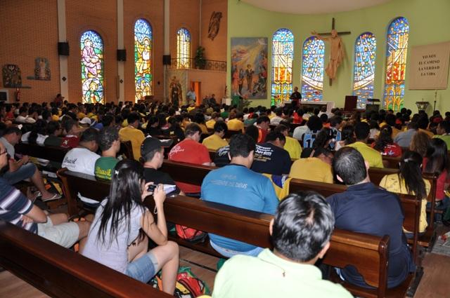 Jovens brasileiros renovam a fé nas catequeses da JMJ