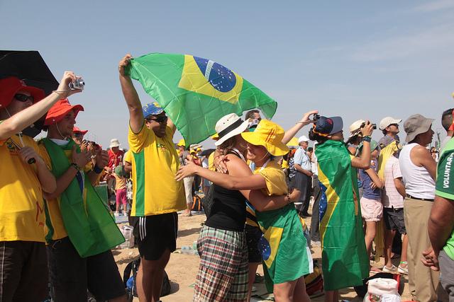 """Vaticano: """"Igreja olha com expectativa para a JMJ-2013 no Rio de Janeiro"""""""