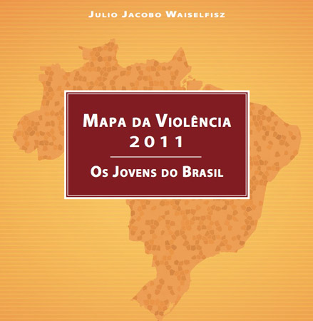 Novo estudo aponta  crescimento do número de assassinatos de jovens no Brasil