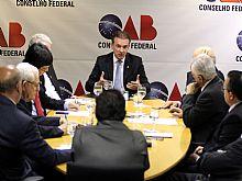 CNBB, OAB e ABI apóiam marcha contra a corrupção