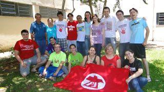 Pastoral da Juventude de Santa Catarina avalia e planeja caminhada