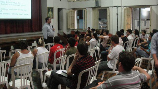 Em Florianópolis, começam os preparativos para a JMJ