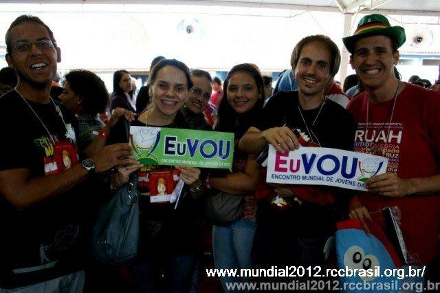 Encontro mundial reunirá jovens carismáticos no Brasil em julho