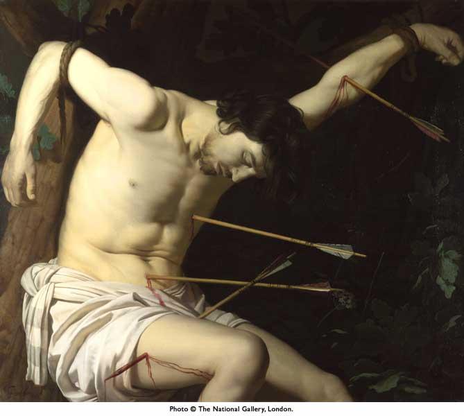 São Sebastião: jovem discípulo de Cristo