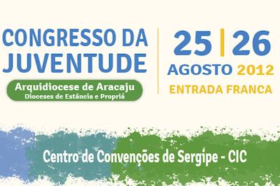 Aracaju realiza Congresso da Juventude em preparação para JMJ