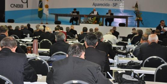 Começa, nesta quarta-feira, a 50ª Assembleia Geral dos Bispos da CNBB