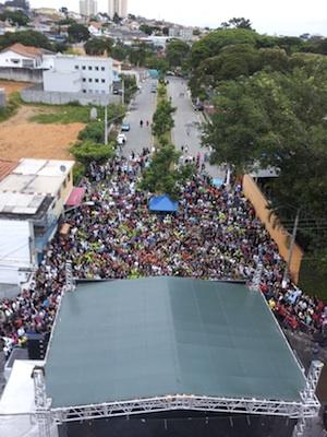 Diocese de Campo Limpo celebra Cristo Rei e encerra Jornada Diocesana da Juventude
