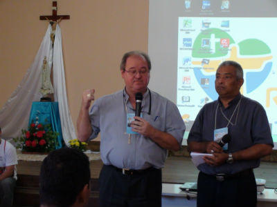 Diocese de Campo Maior (PI) realiza curso de formação para JMJ Rio2013