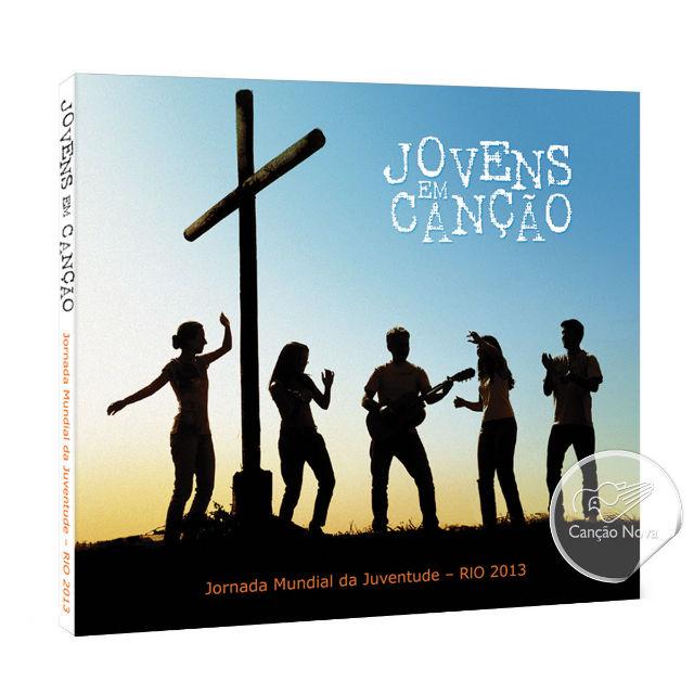 Artistas brasileiros cantam hinos da JMJ em novo CD Bote Fé