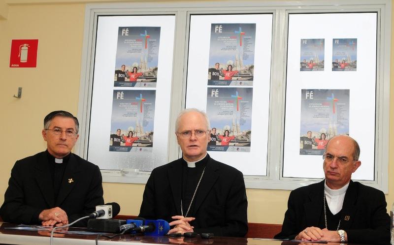 Bote Fé: Dioceses de SP preparam acolhida da cruz da JMJ