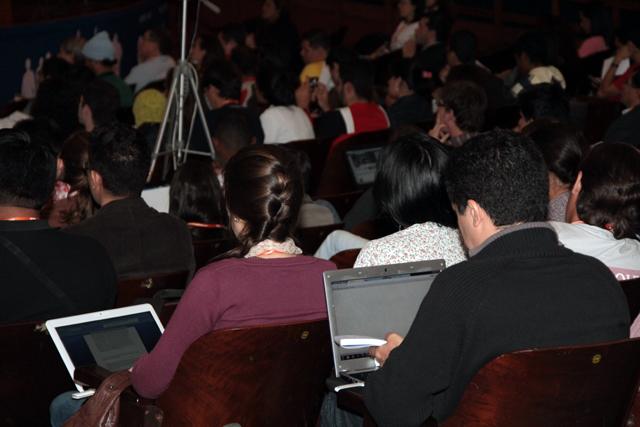 Seminário #JovensComunicadores: os avatares se conhecem cheios de expectativas
