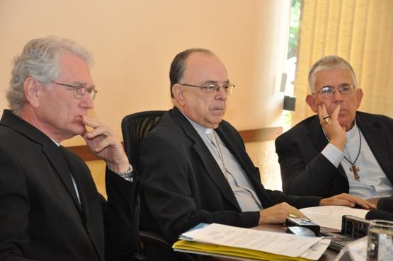 Em coletiva, Presidência da CNBB fala sobre Ficha Limpa, CNJ e povos indígenas