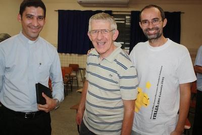 Cruz Peregrina da Jornada Mundial da Juventude visita Centro Socioeducativo em Cuiabá