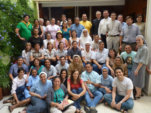 POM do Brasil participam do 30º Curso de Missiologia do Cone Sul