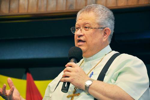 Bispo referencial da Juventude em São Paulo é nomeado arcebispo de Passo Fundo