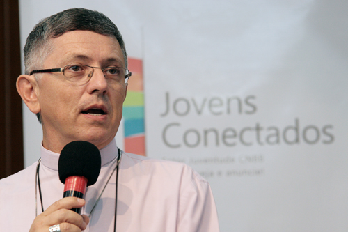 Aos participantes da JMJ 2011