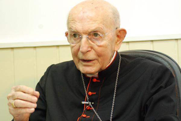 CNBB divulga nota de pesar pela morte do cardeal Dom Eugenio Sales