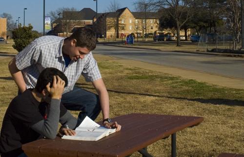 Ser um jovem cristão na universidade
