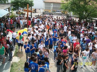 Guarulhos (SP) celebra o DNJuntos – 2012