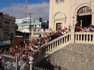 Arquidiocese de Maceió realiza DNJ rumo à JMJ Rio 2013