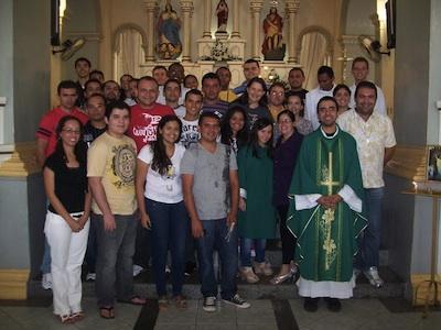 Mossoró (RN) prepara grupo de 380 jovens para JMJ