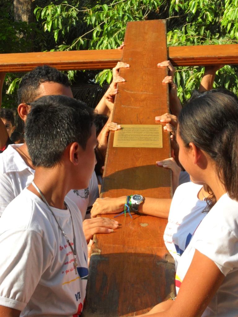 Diocese de Óbidos (PA) recebe Cruz e Ícone da JMJ