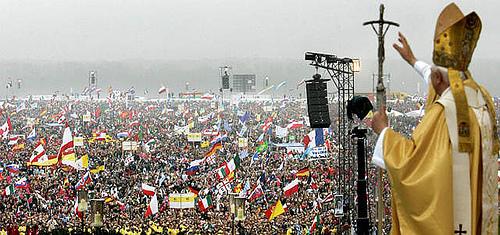 Mais de 300 mil jovens já estão inscritos para a JMJ 2011