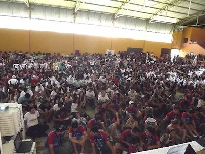 Arquidiocese de Pouso Alegre (MG) celebra o Dia Nacional da Juventude