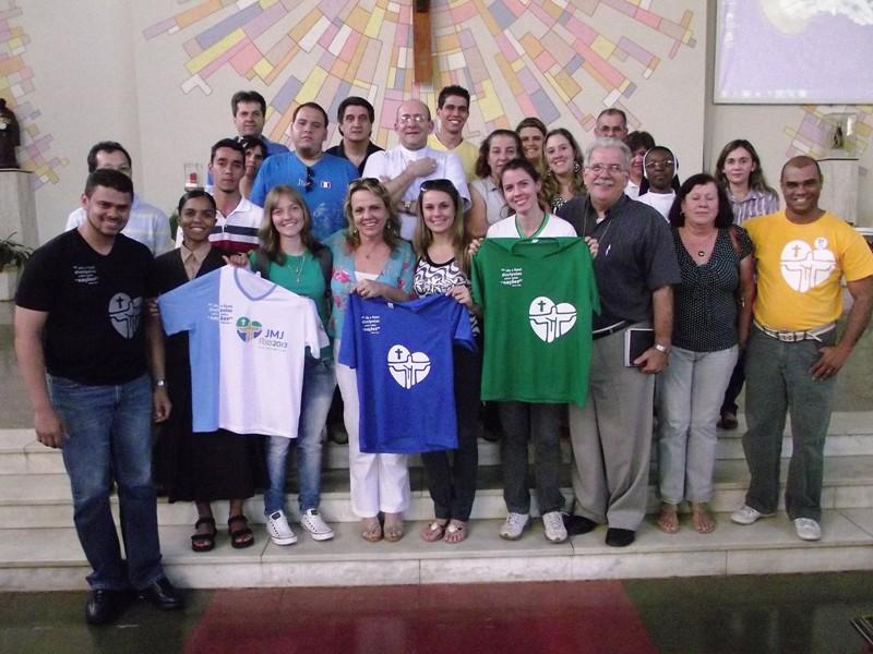 JMJ 2013: Diocese de Barretos começa se organizar para acolher jovens estrangeiros