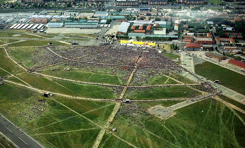 Celebração de encerramento da JMJ deve acolher mais de um milhão de pessoas