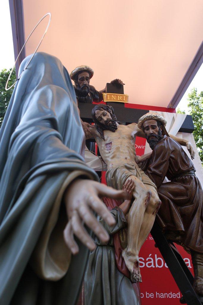 Via Sacra ainda ressoa em Madri