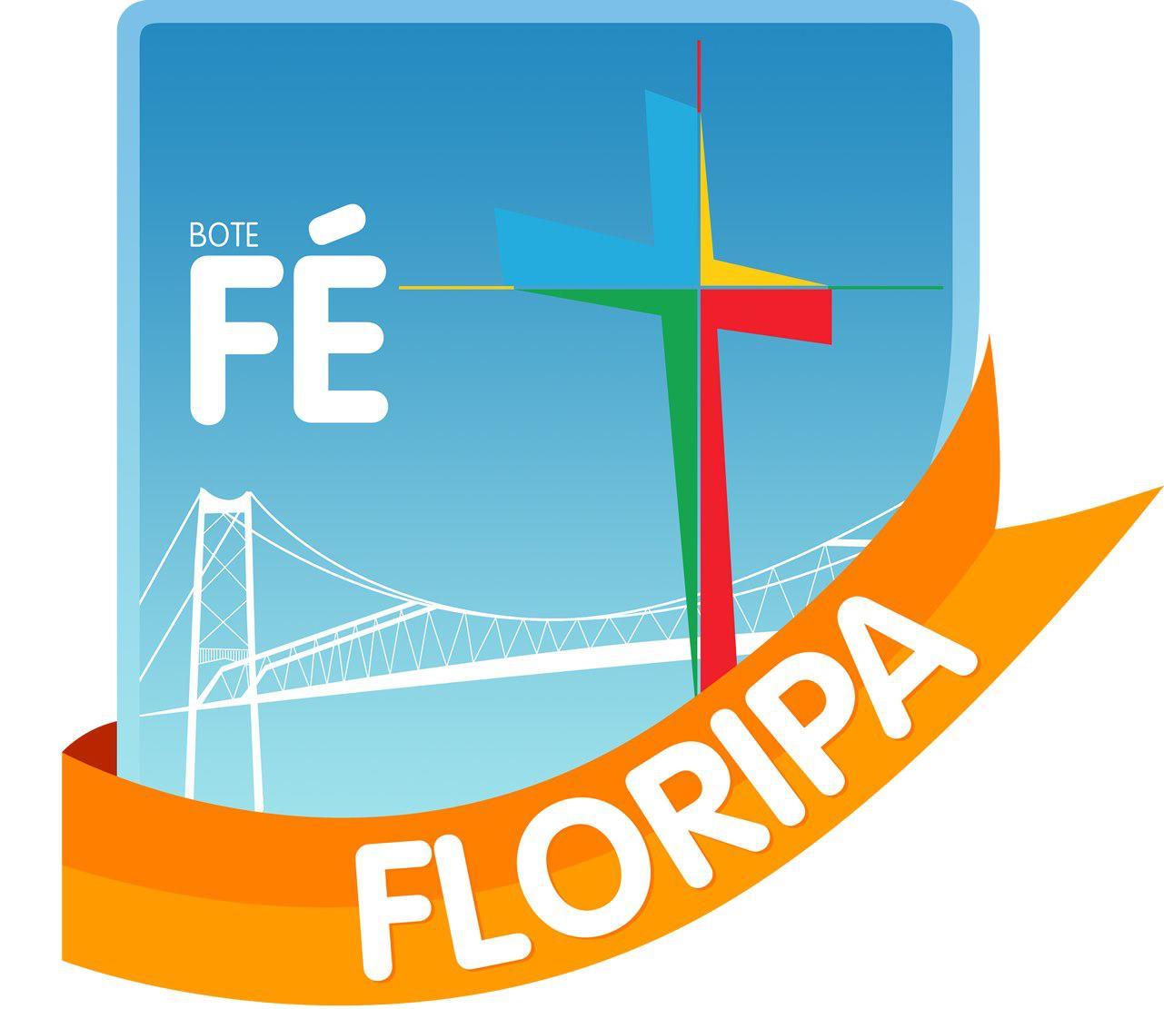 Florianópolis recebe símbolos da Jornada Mundial da Juventude