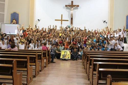 São José do Rio Preto (SP) realiza vigília pela JMJ