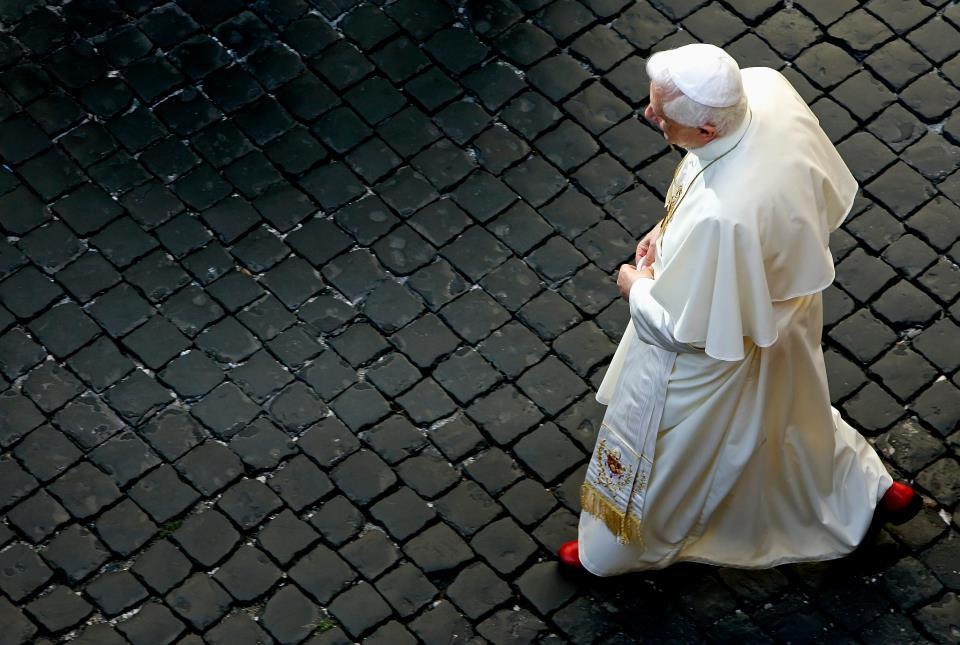 Renúncia do Papa: sinal de Deus