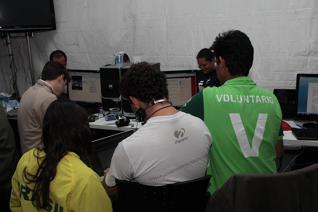 Começa o credenciamento de imprensa para a JMJ Rio2013
