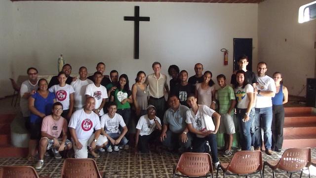 Diocese de Valença (RJ) recebe formação