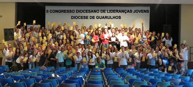Guarulhos realiza II Congresso Diocesano de Lideranças Jovens