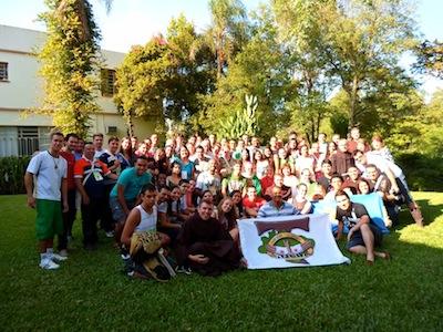 Juventude Franciscana realiza XV Congresso Nacional em Santa Maria (RS)