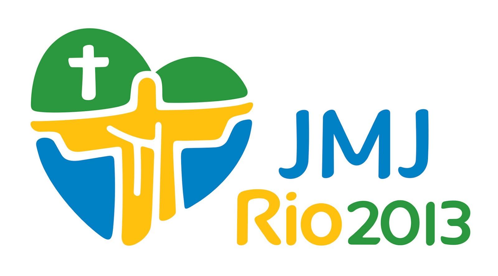 logo jmj rio 2013 publico h 171 jovens conectados